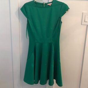 Ted Baker size 1 fit and flare dress